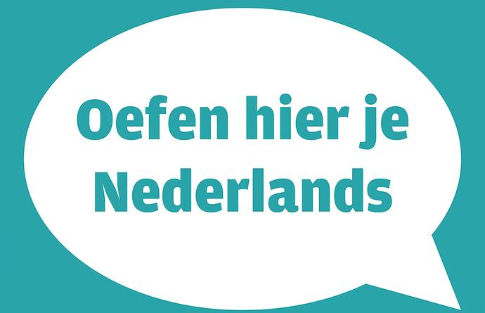 Oefen hier je Nederlands