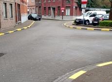 Parkeerverbod Molenstraat