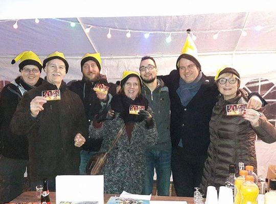 kerstmarkt in Geluwe
