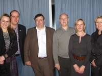 Samen met (een deel van) het bestuur Wervik-Geluwe