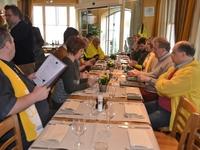 1ste rit - In Vlaamse velden